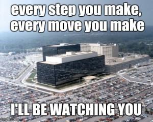 NSAisWATCHING
