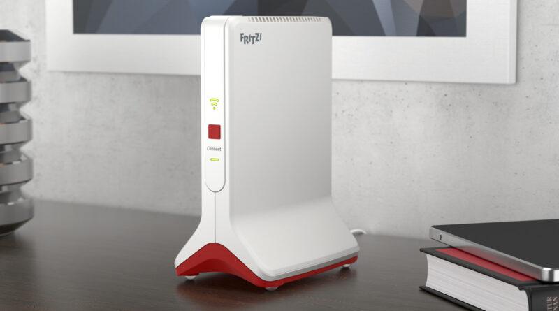 Marktstart des FRITZ!Repeaters 6000 von AVM - Wi-Fi 6 der Extraklasse