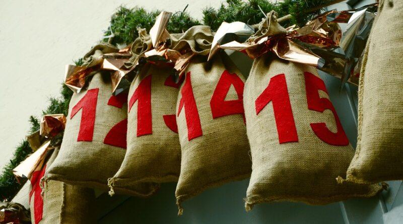 """Adventskalender sind mehr als """"nur"""" Weihnachtsdeko."""