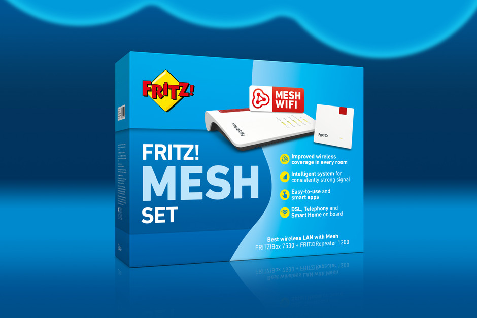 FRITZ!Box MESH Set