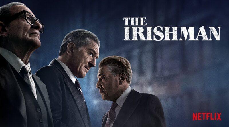 Netflix - The Irishmen