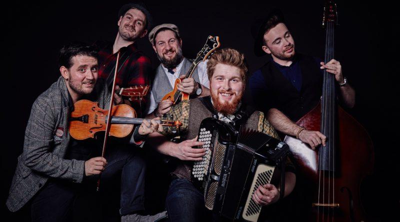 Saint City Orchestra - Newcomer Band aus St. Gallen auf dem Weg nach ganz oben