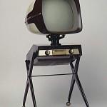 French TV set 1957