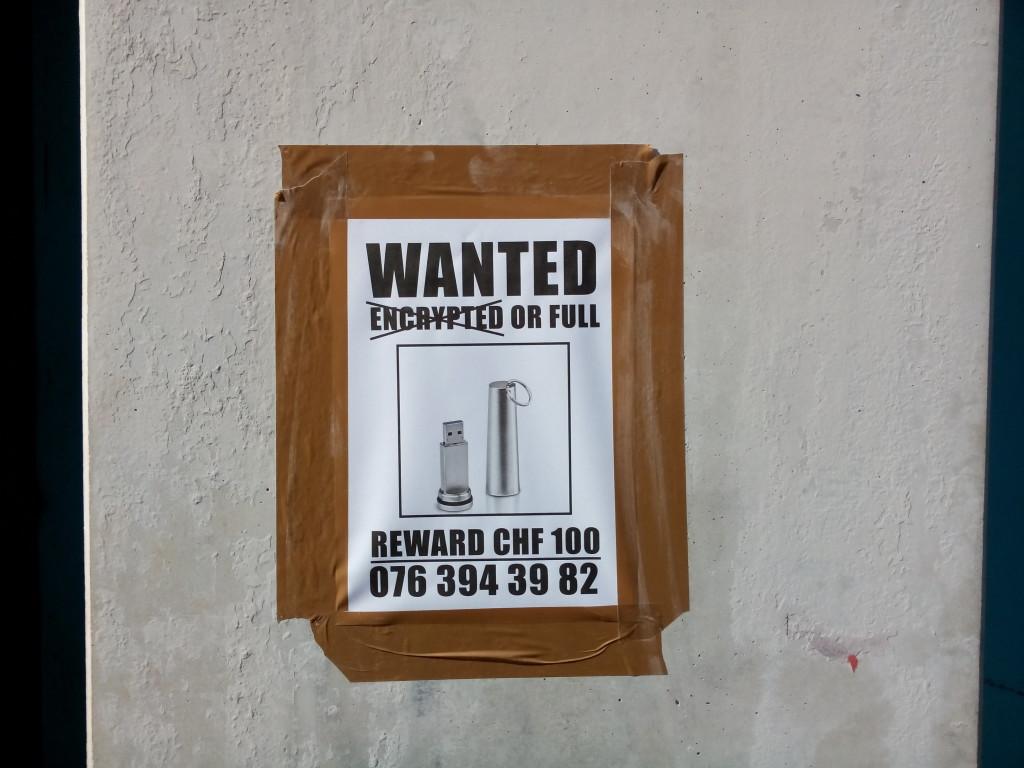Wanted Memorystick