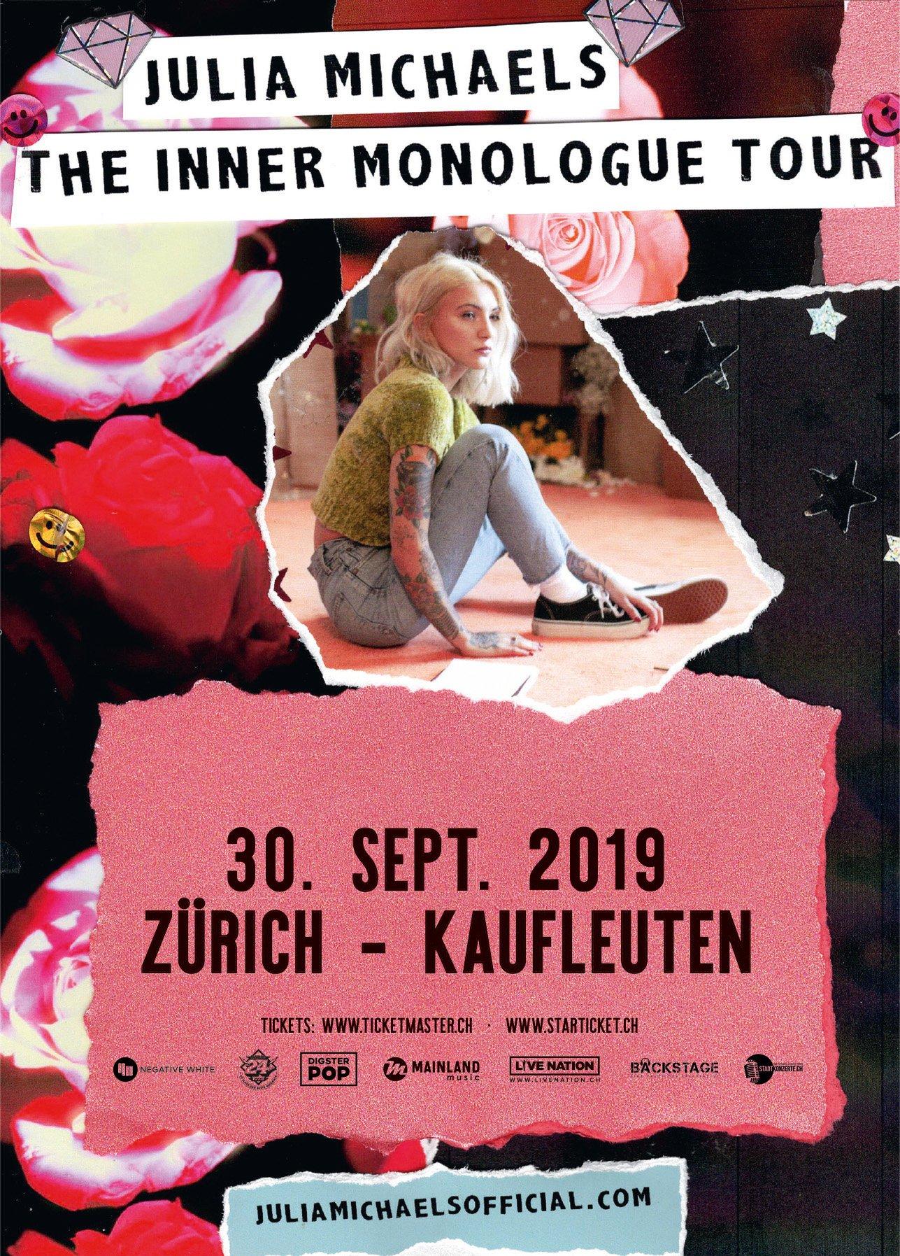 MON 30 SEP 2019 CH-ZÜRICH ⋅ KAUFLEUTEN