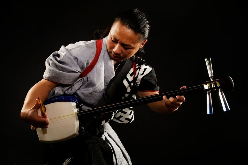 Japan Festival Künstler Shamisen