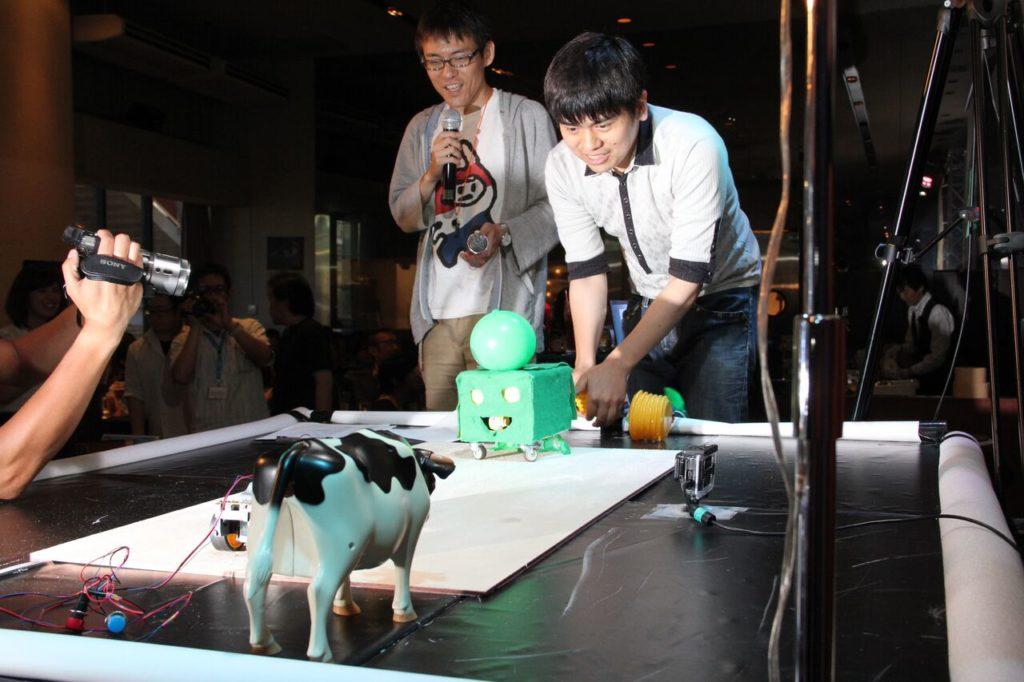 Japan Festival Robot Event