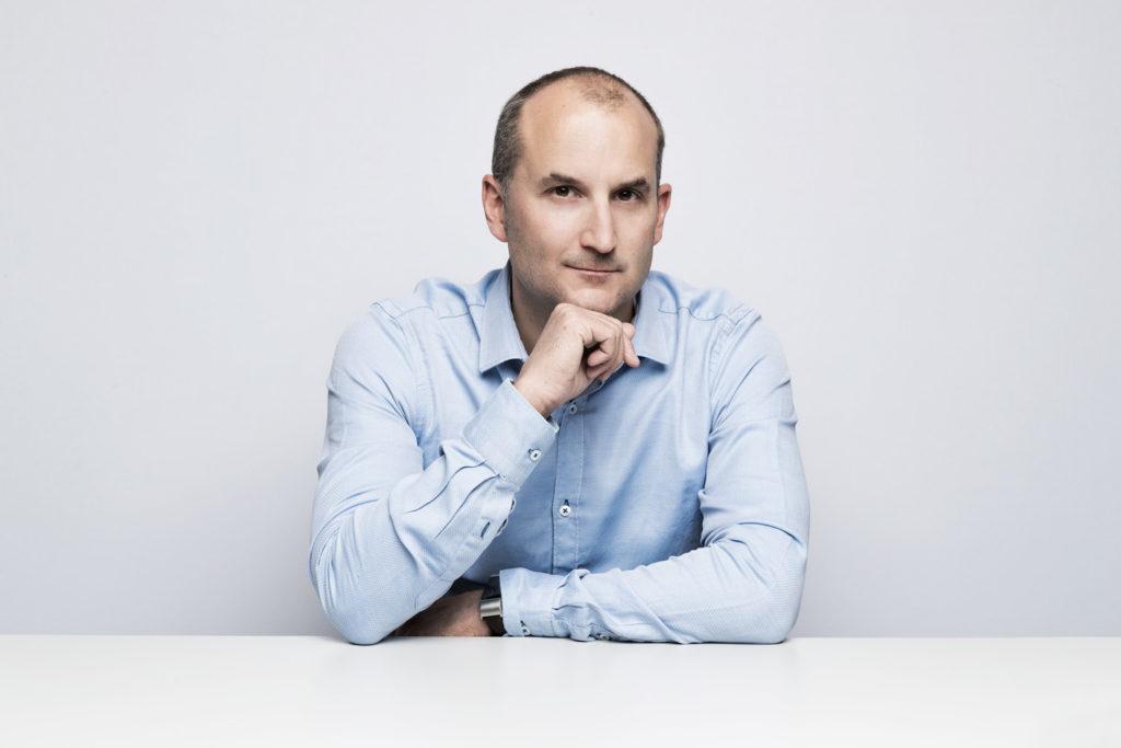 Matthieu Bonenfant, CMO Stormshield