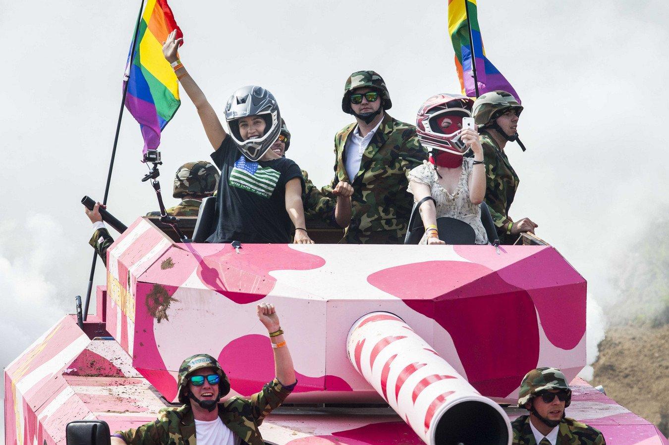 Pussy Riot Tank