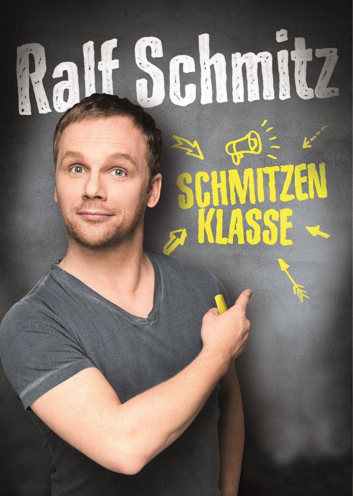 Ralf Schmitz Flyer