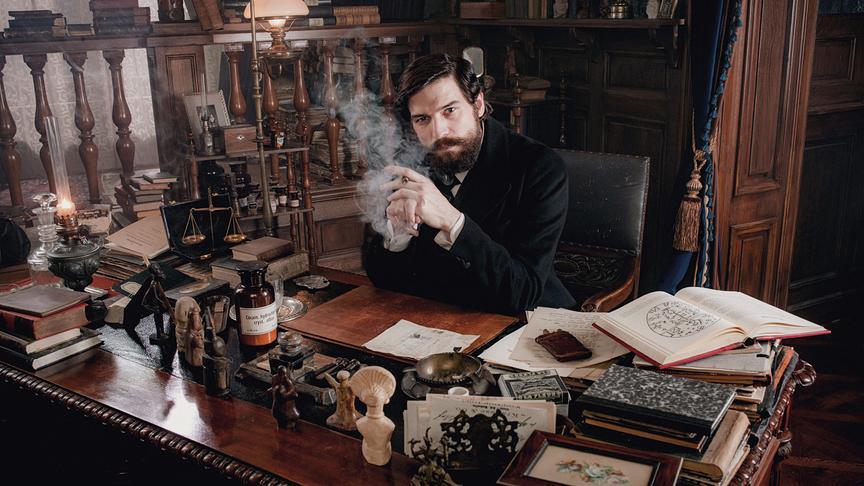 Freud - Ein Arzt, der sich als Ermittler versucht