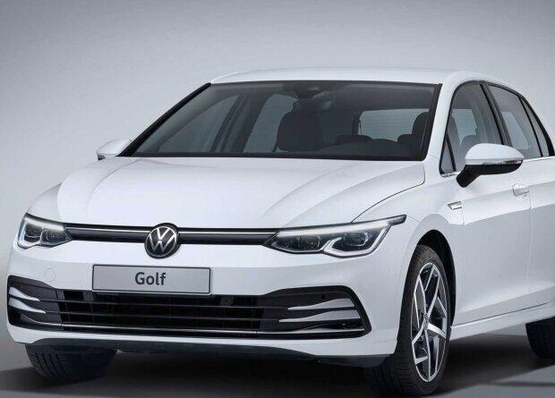 VW Golf 8