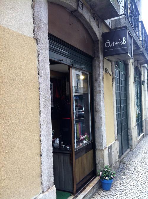 Boutique, Artefab Lisboa