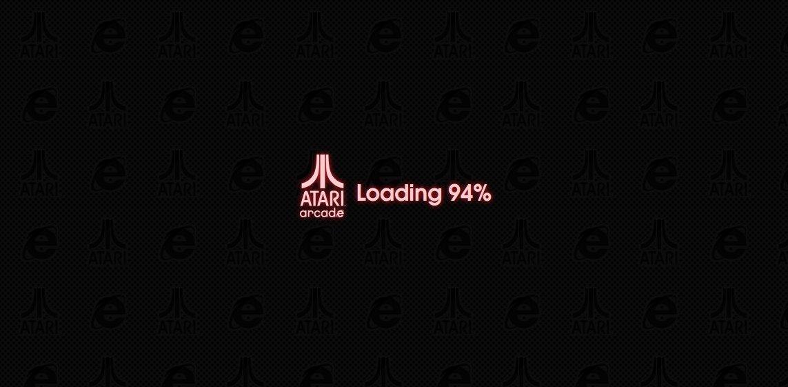 Atari Browsergames