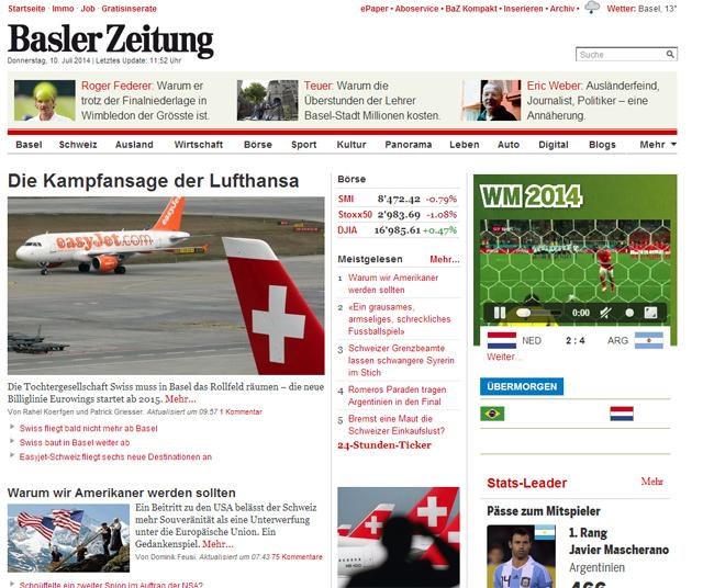 baslerzeitung