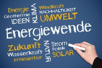 Energie Keywordcloud