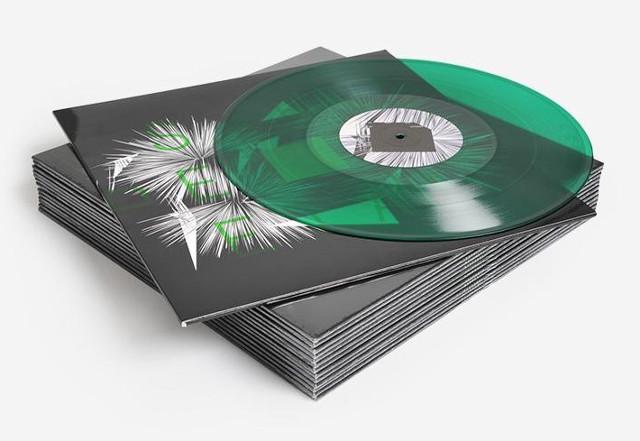 Durchsichtiges Vinyl