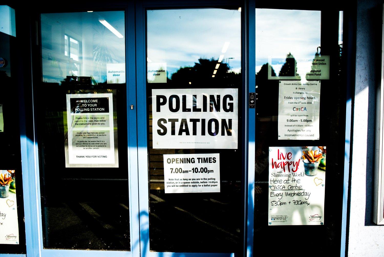 Blockchain Politics: Voting