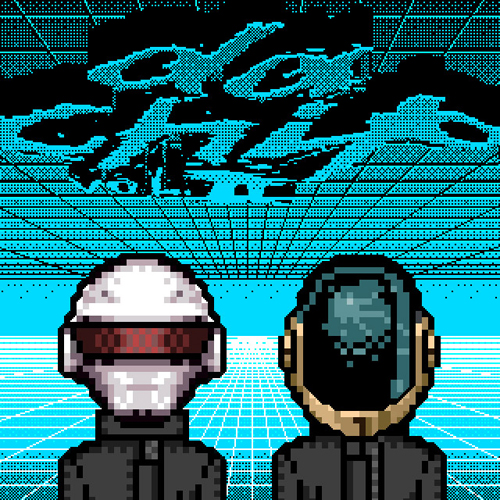 Daft Punk 8-Bit-Remixalbum Part 2