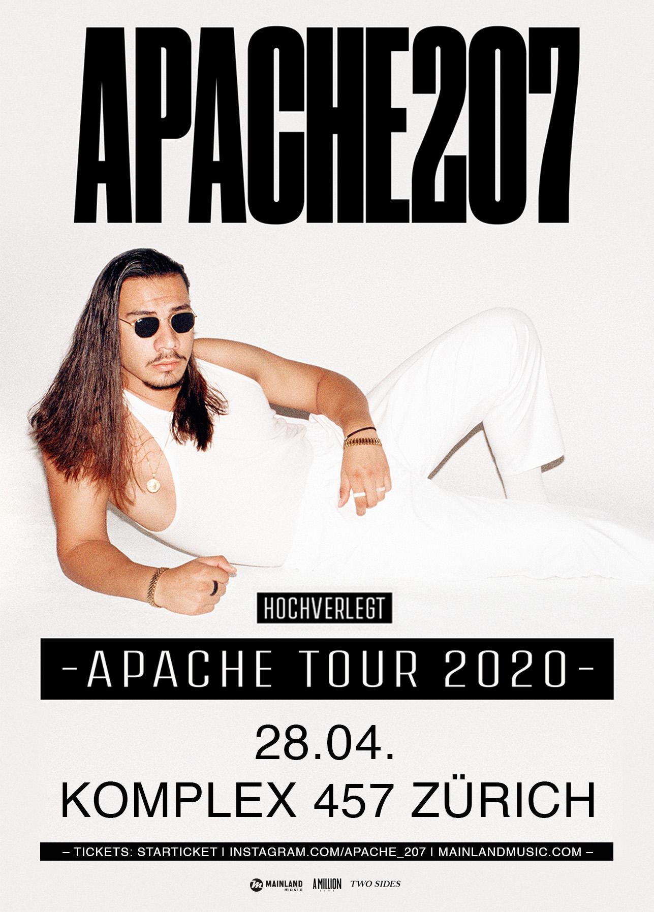 Apache konzert 2020