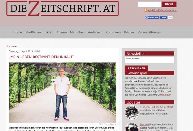 Die Zeitschrift - Online Magazin