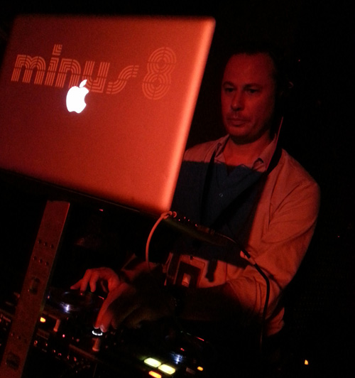 DJ Minus 8