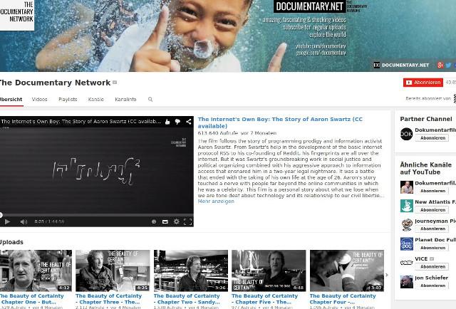 Documentary.net