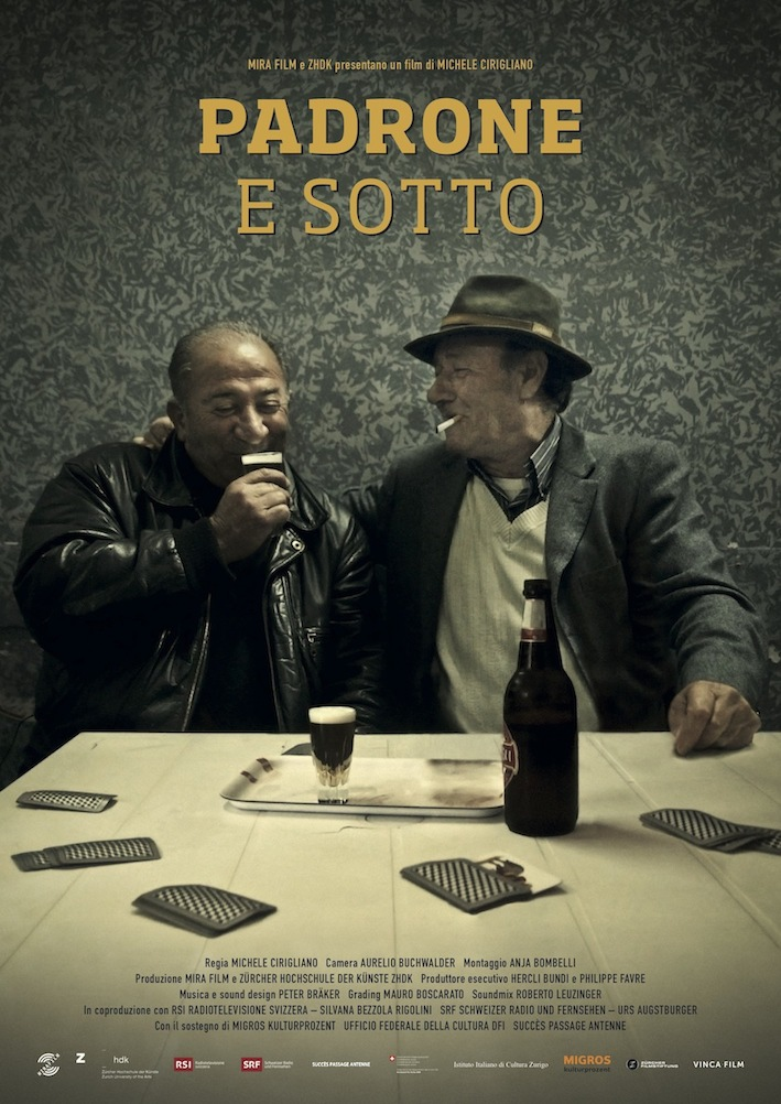 Padrone e sotto (2014) Regie Michele Cirigliano