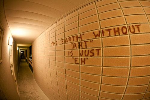 Graffiti - Earth