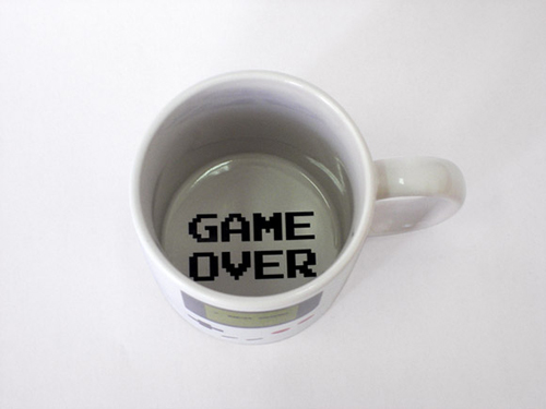 Gameboy Tasse
