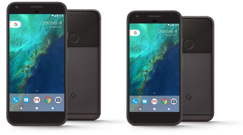Google Pixel Smartphone Black