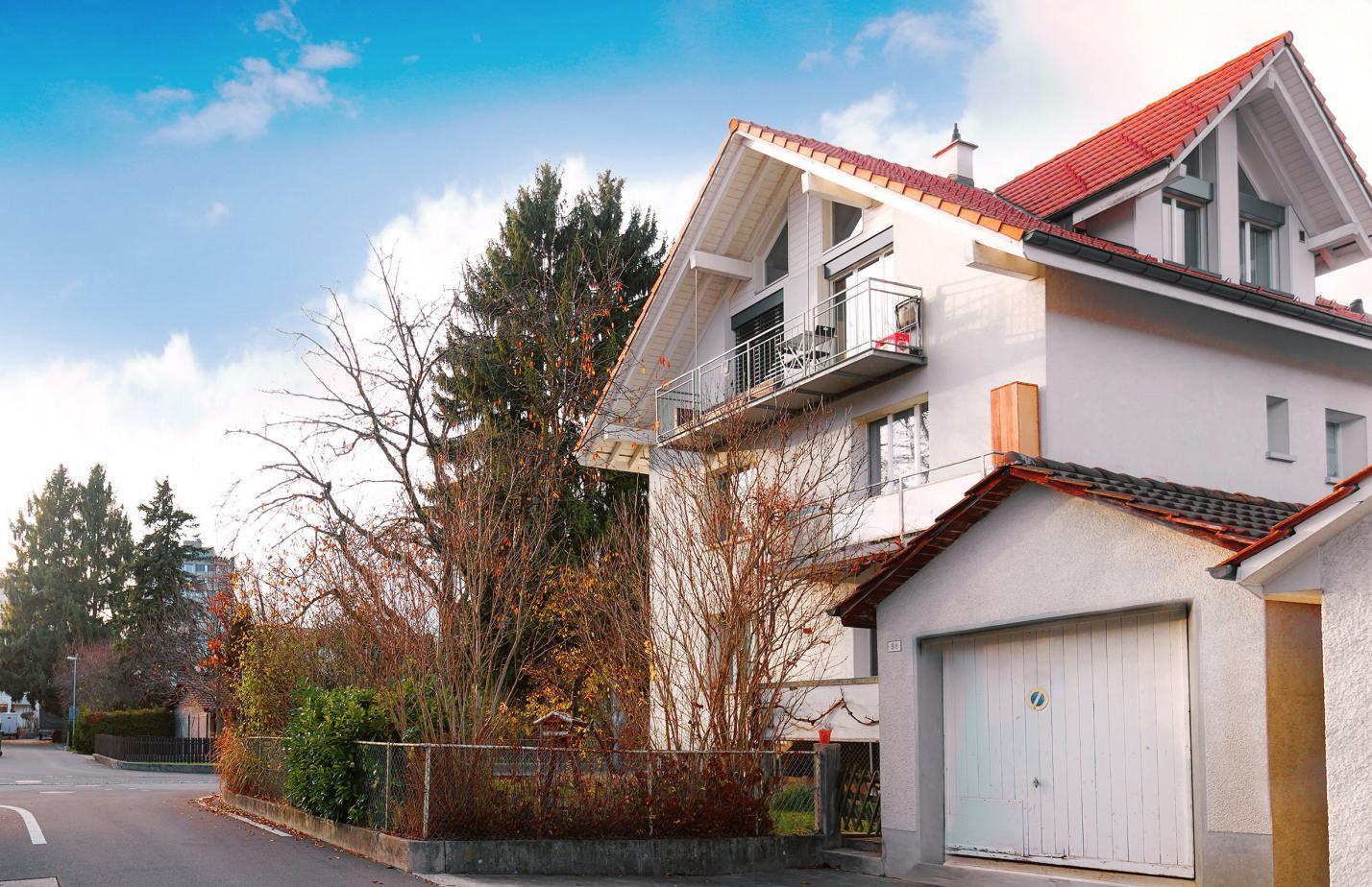 Für seine Bauprojekte sucht Bächtold immer wieder Ortsteile und Strassen mit grossem Entwicklungspotenzial.