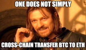 Wrapped Bitcoin Meme