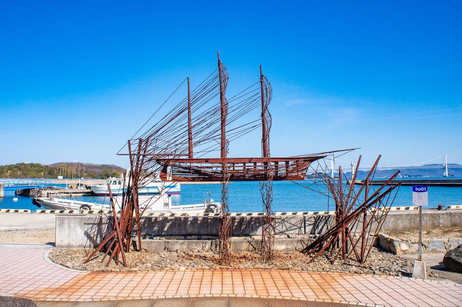 Entdecken Sie HONJIMA, die japanischen Insel auf der zeitgenössische Kunst und authentische Traditionen zusammenleben