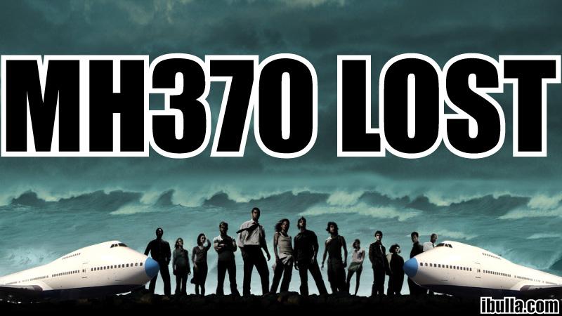 Lost MH370