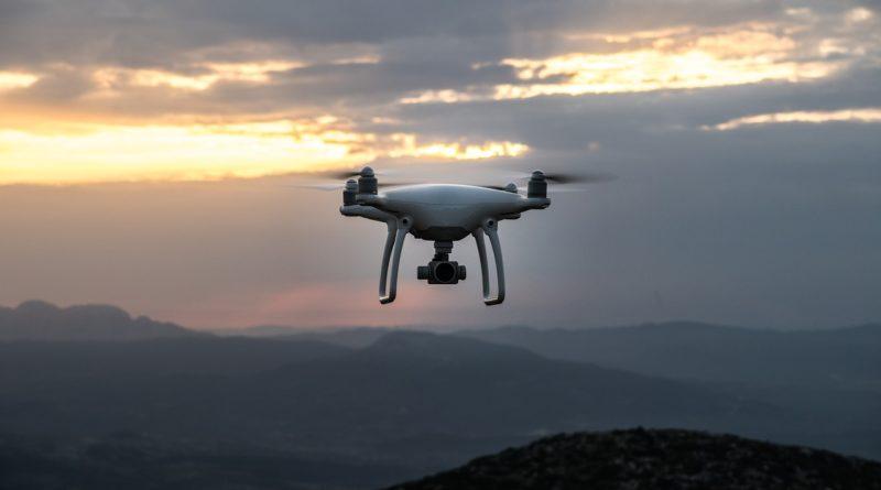 Luftaufnahmen mit Drohnen