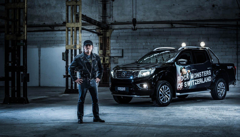Nissan: Marc Storace