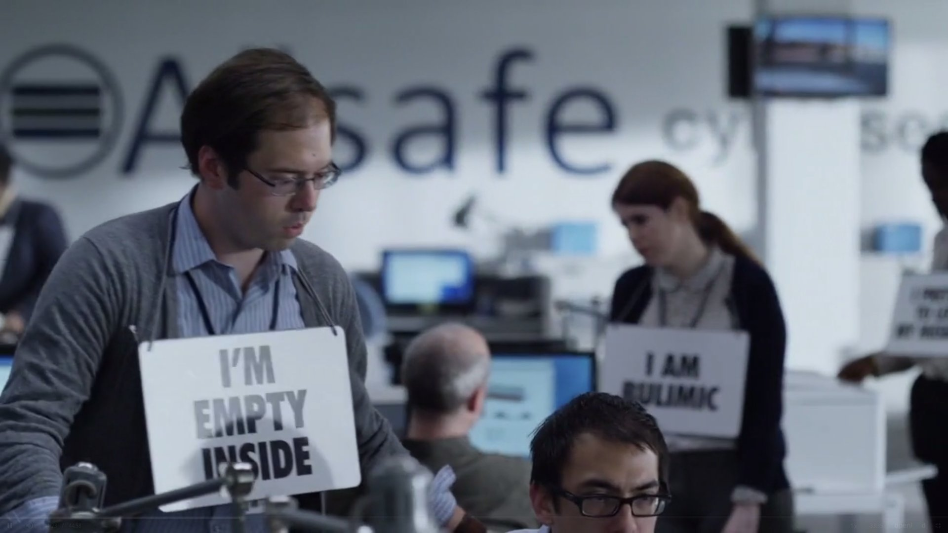 Hacker: Perverse Gedanken