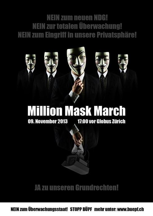 millionmaskmarch