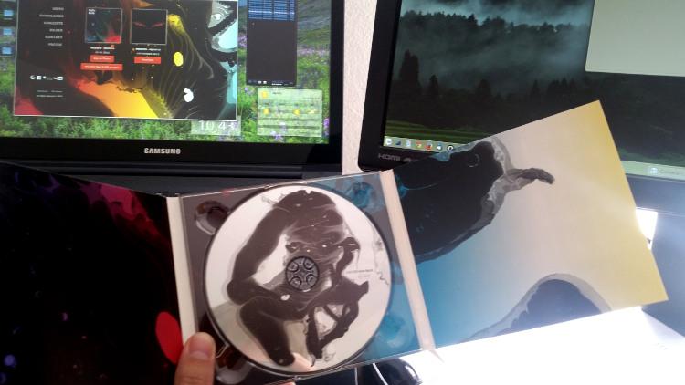 Moskito Album Maxilla