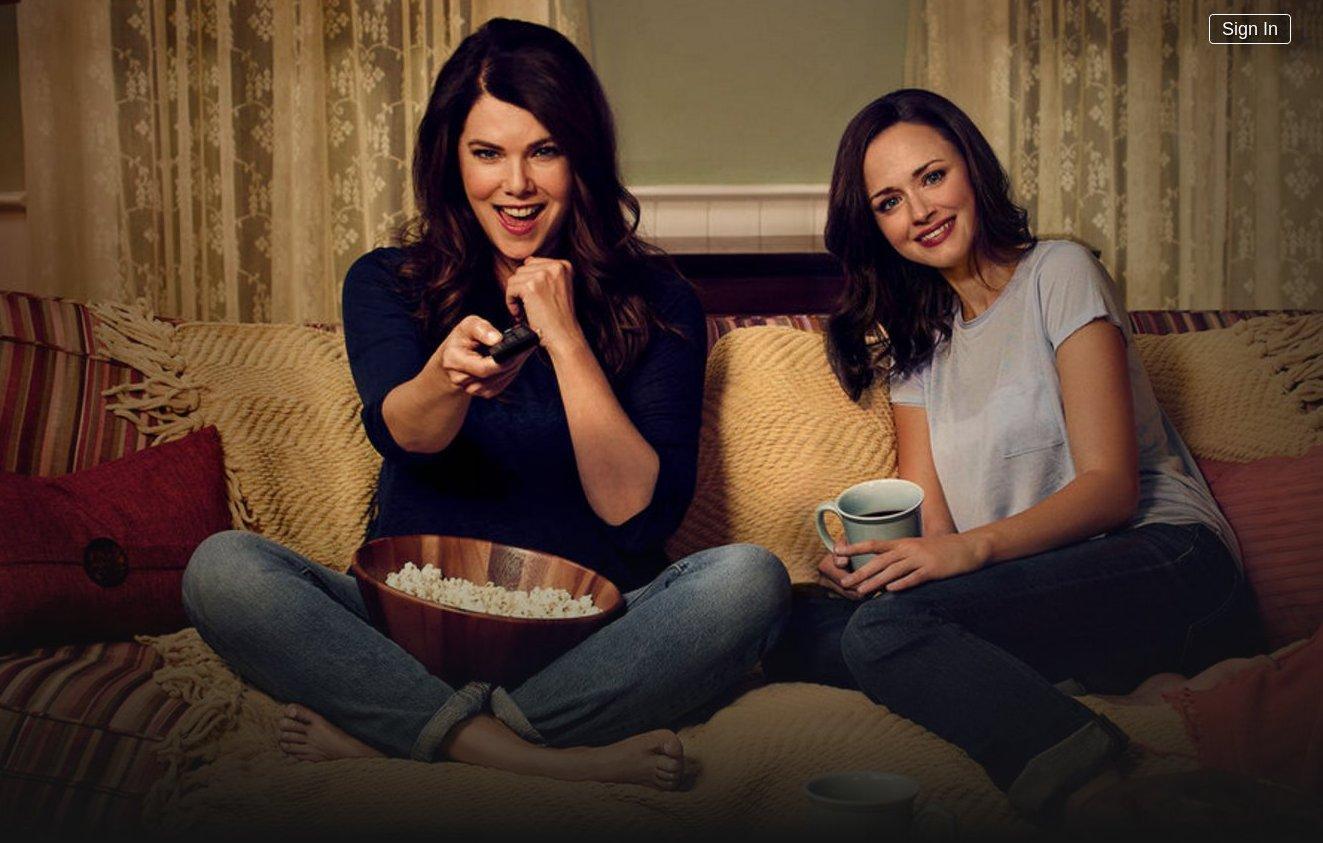 Netflix: Gilmore Girls Reloaded