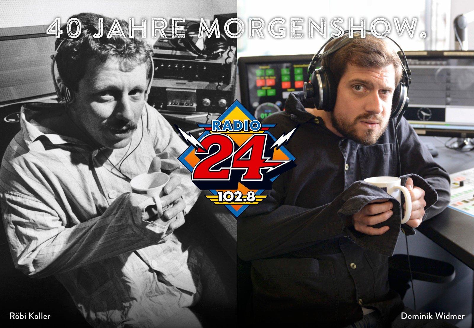 Radio 24 schliesst sein Jubiläumsjahr mit 40 Stunden Live-Sendung ab