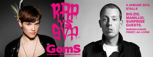 Rap vs. SVP