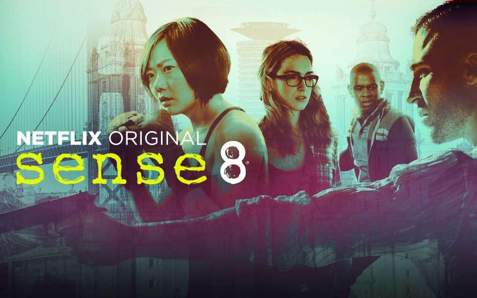 Sense8: Netflix