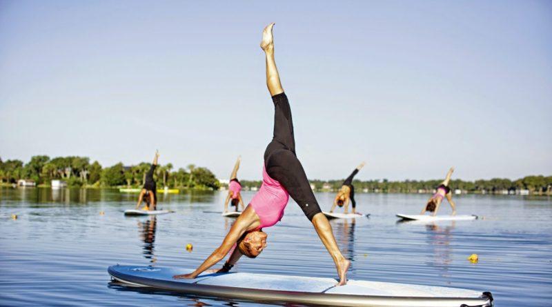 Surf Yoga