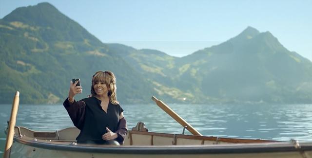 Swisscom Tina Turner