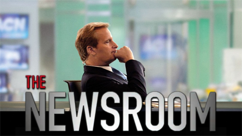 The Newsroom Serie