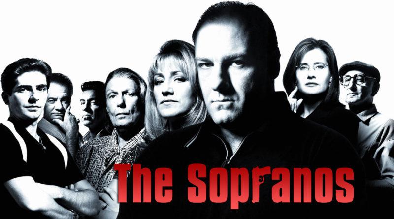 Die Sopranos (Serie) - super geils Picture geklaut ausm inet ;)