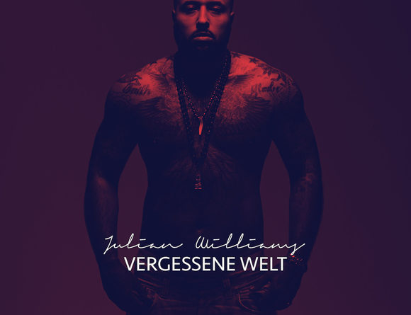 Julian Williams: Vergessene Welt Cover