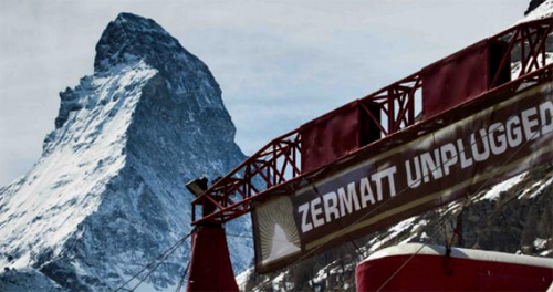 Zermatt Unplugged mit dem Matterhorn